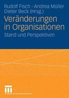 Ver  nderungen in Organisationen PDF