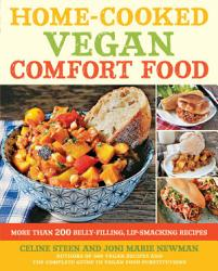 Home Cooked Vegan Comfort Food Book PDF