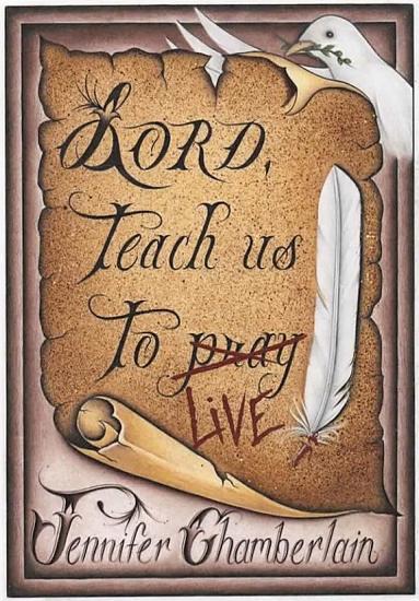Lord  Teach Us To Live PDF