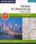 Rand Mcnally Tampa St  Petersburg Street Guide