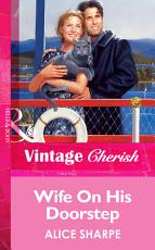 Wife On His Doorstep  Mills   Boon Vintage Cherish  PDF