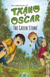 The Green Stone: (children story books free)