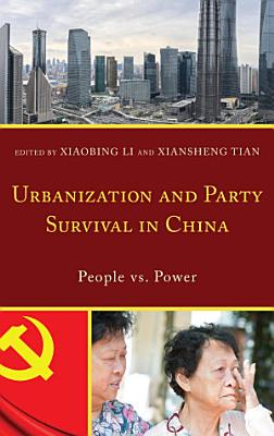 Urbanization and Party Survival in China PDF