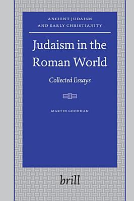 Judaism in the Roman World PDF