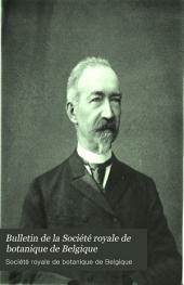 Bulletin de la Société royale de botanique de Belgique: Volume 31