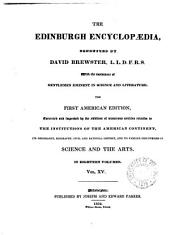 The Edinburgh encyclopedia: Volume 15