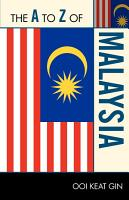 The A to Z of Malaysia PDF