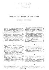 Cox's Magistrates Cases: Volume 22