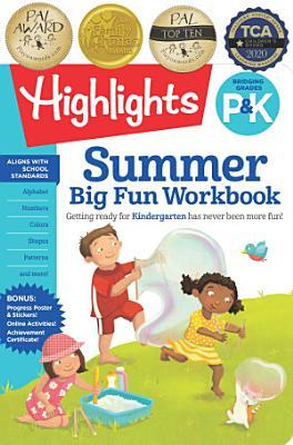 Summer Big Fun Workbook Bridging Grades P   K