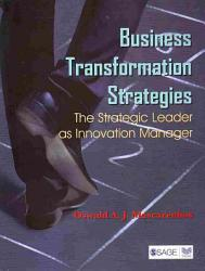 Business Transformation Strategies Book PDF