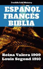 Español Francés Biblia: Reina Valera 1909 - Louis Segond 1910