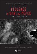 Violence in War and Peace PDF