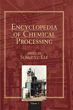 Encyclopedia of Chemical Processing  Online  PDF