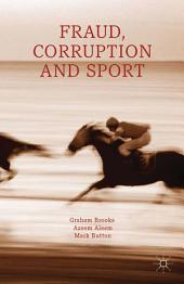 Fraud, Corruption and Sport