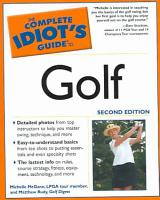 The Complete Idiot s Guide to Golf PDF