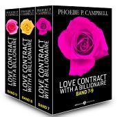 Love Contract with a Billionaire – 7-9 (Deutsche Version)