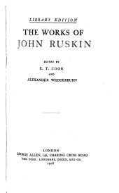 The Works of John Ruskin: Volume 35