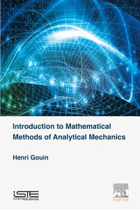 Mathematical Methods of Analytical Mechanics