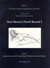 New Mexico's Fossil Record 1: Bulletin 11