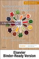 Nutritional Foundations and Clinical Applications   E Book PDF