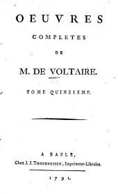 Oeuvres Complètes: Epitres, Volume 15