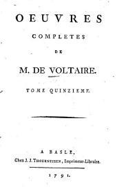 Oeuvres Complètes: Epitres, Volume15