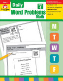 Daily Word Problems  Grade 4 PDF
