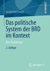 Das politische System der BRD im Kontext: Eine Einführung, Ausgabe 2