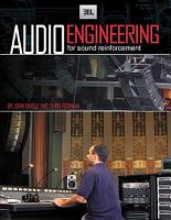 Audio Engineering for Sound Reinforcement PDF