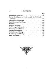 The Gentle Life