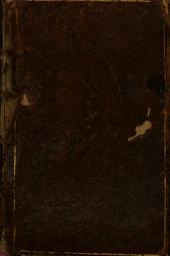Cassandre: roman, Volume1