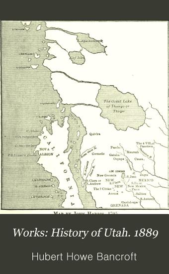 History of Utah  1889 PDF