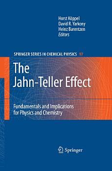 The Jahn Teller Effect PDF