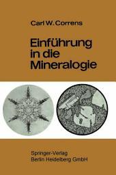 Einführung in die Mineralogie: Kristallographie und Petrologie, Ausgabe 2