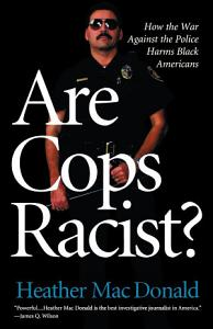 Are Cops Racist  Book