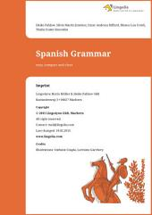 Spanish Grammar: easy, compact and clear