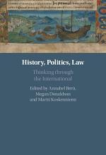 History, Politics, Law
