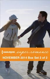 Harlequin Superromance November 2014 - Box Set 2 of 2: Christmas at the Cove\Navy Christmas\Until She Met Daniel