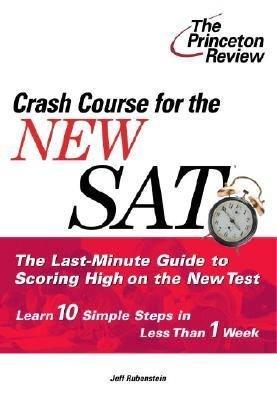 Crash Course for the New SAT PDF