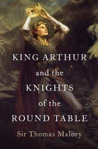 King Arthur and the Knights of the Round Table Book
