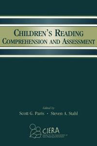 Children s Reading Comprehension and Assessment Book