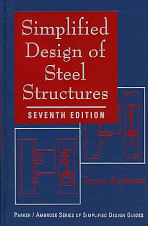 Simplified Design of Steel Structures PDF