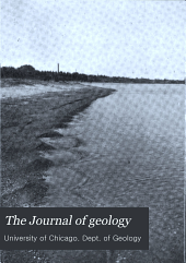 The Journal of Geology: Volume 11