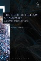 The Right to Freedom of Assembly PDF