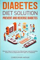 Diabetes Diet Solution Book