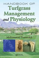 Handbook of Turfgrass Management and Physiology PDF
