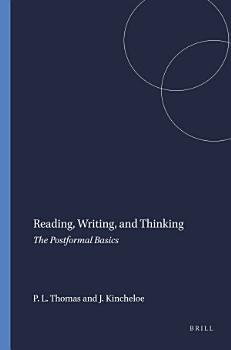 Reading  Writing  and Thinking PDF