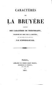 Caractères de La Bruyère