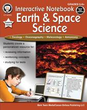 Interactive Notebook: Earth & Space Science, Grades 5 - 8