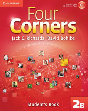 Four Corners Level 2 Student s Book B with Self study CD ROM PDF